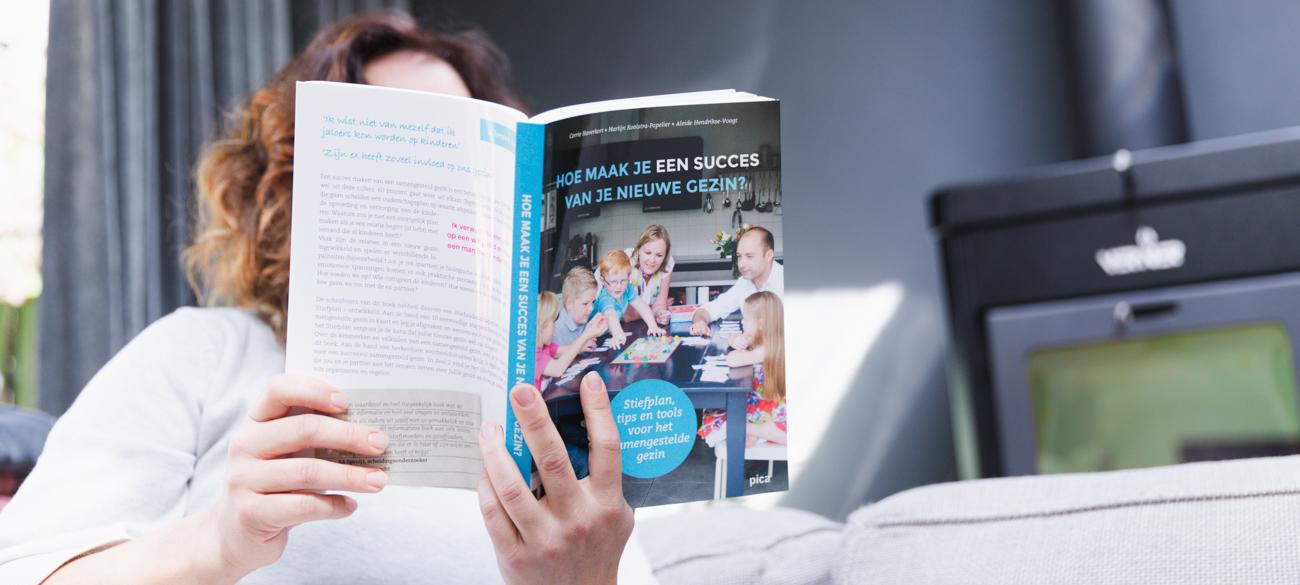 Stiefplancursus 'Hoe Maak Je Een Succes Van Je Nieuwe Gezin?'
